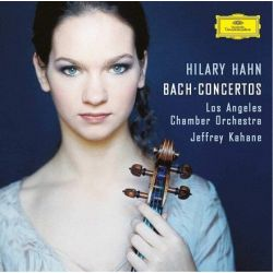 Bach - Violin Concerto No. 2 In E, Hilary Hahn, Los Angeles Chamber Orch., Kahane (180g Vinyl LP)