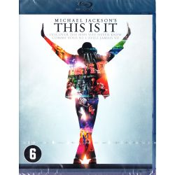 JACKSON, MICHAEL - THIS IS IT (1 BLU-RAY)
