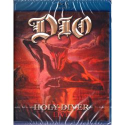 DIO - HOLY DIVER LIVE (1 BLU-RAY)