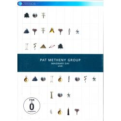 GROUP, PAT METHENY - IMAGINARY DAY LIVE (1 DVD)