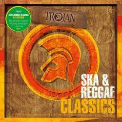 Trojan Ska and Reggae Classics - Various Artists (Vinyl 2LP)
