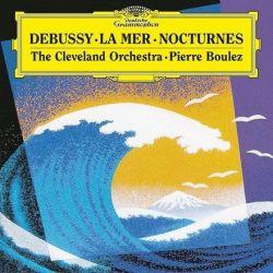 Debussy - La Mer L.109 - Nocturnes L.91 The Cleveland Orchestra - Pierre Boulez (180g Vinyl LP)