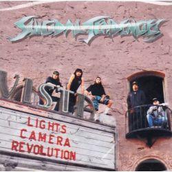 SUICIDAL TENDENCIES - LIGHTS CAMERA REVOLUTION (1 CD)