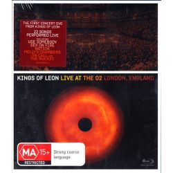 KINGS OF LEON - LIVE AT THE O2 LONDON, ENGLAND (1 BLU-RAY)