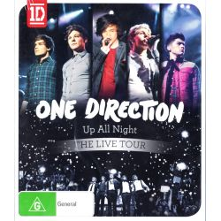 ONE DIRECTION - UP ALL NIGHT: THE LIVE TOUR (1 BLU-RAY)