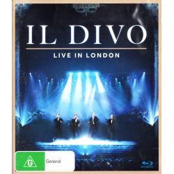 IL DIVO - LIVE IN LONDON (1 BLU-RAY)