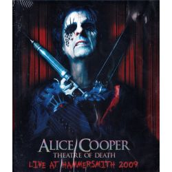 COOPER, ALICE - THEATRE OF DEATH: LIVE AT HAMMERSMITH 2009 (1 BLU-RAY)