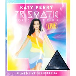 PERRY, KATY - THE PRISMATIC WORLD TOUR LIVE (1 BLU-RAY)