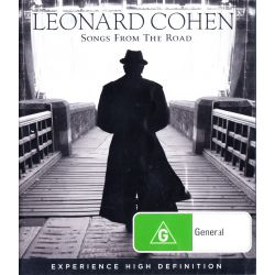 COHEN, LEONARD - SONGS FROM THE ROAD (1 BLU-RAY)