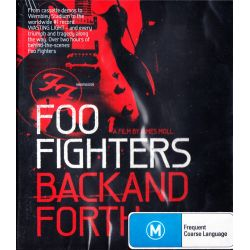 FOO FIGHTERS – BACK AND FORTH (1 BLU-RAY)