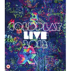 COLDPLAY ‎- LIVE 2012 (1 BLU-RAY + 1 CD)