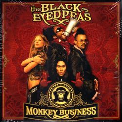 BLACK EYED PEAS, THE - MONKEY BUSINESS (2 LP)