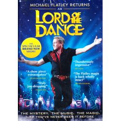 FLATLEY, MICHAEL - MICHAEL FLATLEY RETURNS AS LORD OF THE DANCE (1 DVD)