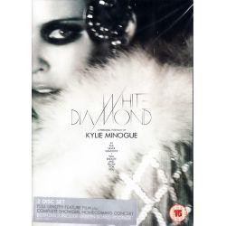 MINOGUE, KYLIE - WHITE DIAMOND / HOMECOMING (2 DVD)