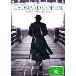 COHEN, LEONARD - SONGS FROM THE ROAD (1 DVD)