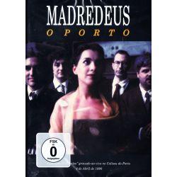 MADREDEUS - O PORTO (1 DVD)