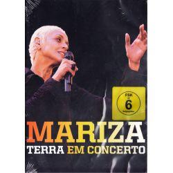 MARIZA - TERRA EM CONCERTO (1 DVD)