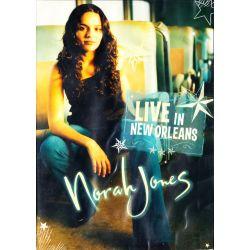 JONES, NORAH - LIVE IN NEW ORLEANS (1 DVD)
