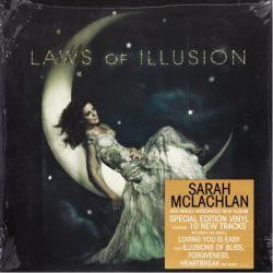 McLACHLAN, SARAH - LAWS OF ILLUSION (1LP) - WYDANIE AMERYKAŃSKIE