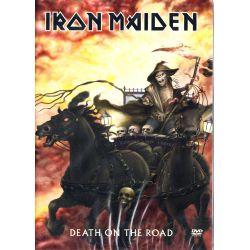 IRON MAIDEN - DEATH ON THE ROAD (3 DVD)