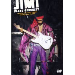 HENDRIX, JIMI - JIMI PLAYS BERKELEY (1 DVD)