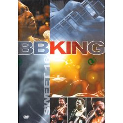 KING, B.B - SWEET 16 (1 DVD)
