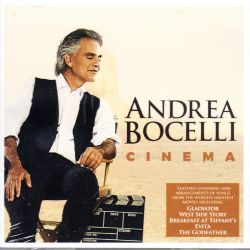 BOCELLI, ANDREA - CINEMA (1 CD)