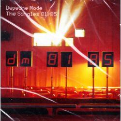 DEPECHE MODE - THE SINGLES 81 - 85 (1 CD)
