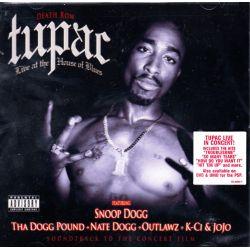 TUPAC - LIVE AT THE HOUSE OF BLUES (1 CD) - WYDANIE AMERYKAŃSKIE