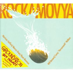 ROCKAMOVYA (GROUNDATION SIDE PROJECT) - ROCKAMOVYA (1 CD)
