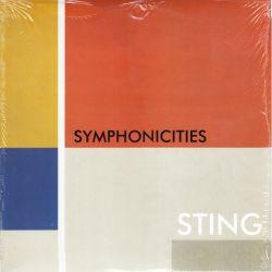 STING - SYMPHONICITIES (2LP) - WYDANIE AMERYKAŃSKIE