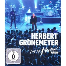 GRONEMEYER, HERBERT - LIVE AT MONTREUX 2012 (1 BLU-RAY)
