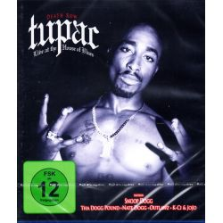 TUPAC [2PAC] - LIVE AT THE HOUSE OF BLUES (1 BLU-RAY)