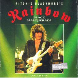 RITCHIE BLACKMORE'S RAINBOW - BLACK MASQUERADE VOLUME TWO (1 LP)