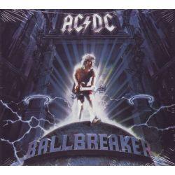 AC/DC - BALLBREAKER (1 CD) - REMASTERED - WYDANIE AMERYKAŃSKIE