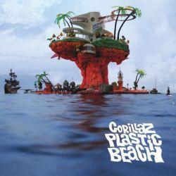 GORILLAZ - PLASTIC BEACH (2LP) - 180 GRAM PRESSING