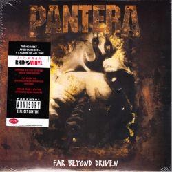 PANTERA - FAR BEYOND DRIVEN (2 LP) - 180 GRAM PRESSING - WYDANIE AMERYKAŃSKIE