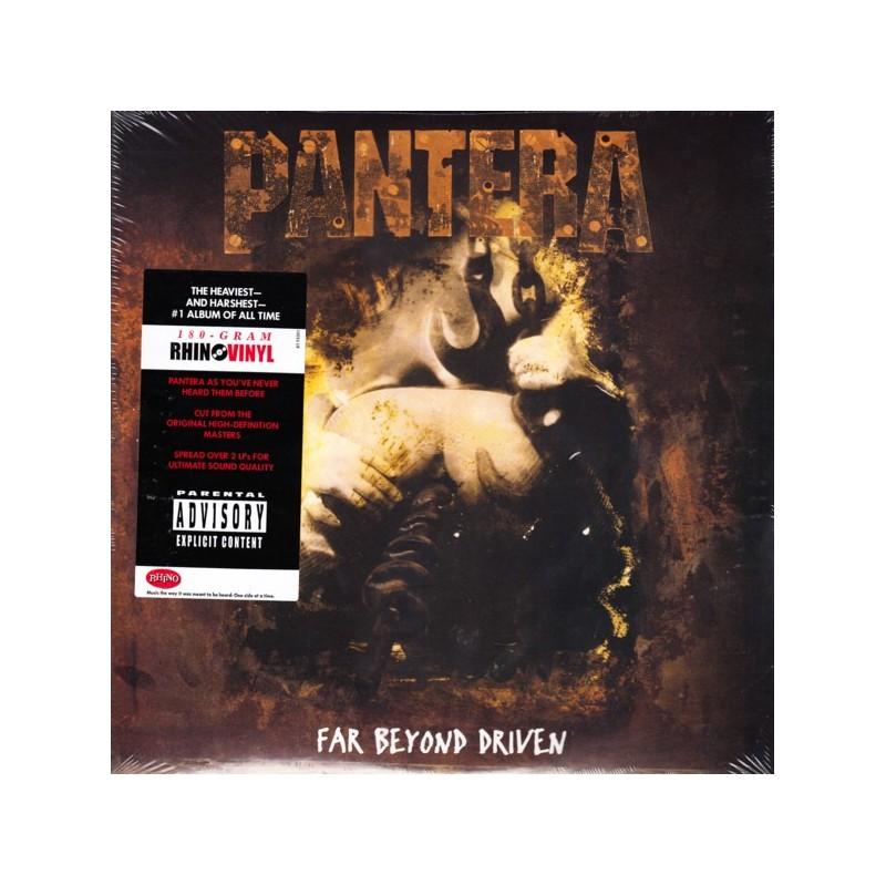 Pantera Far Beyond Driven 2 Lp 180 Gram Pressing Wydanie