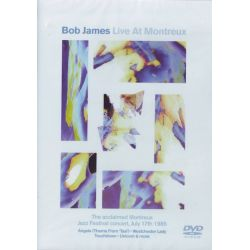 JAMES, BOB - LIVE AT MONTREUX (1DVD)