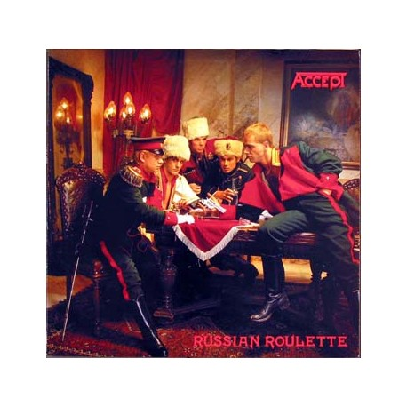 ACCEPT - RUSSIAN ROULETTE [REMASTER]