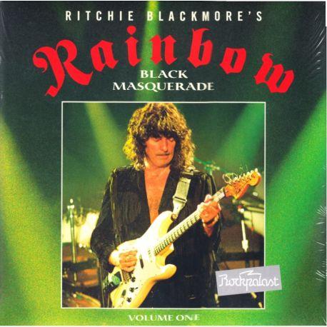 RITCHIE BLACKMORE'S RAINBOW - BLACK MASQUERADE VOLUME ONE (2 LP)