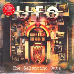 UFO - THE SALENTINO CUTS (1 LP) - LIMITED EDITION - RED VINYL
