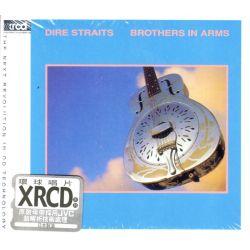 DIRE STRAITS - BROTHERS IN ARMS (1 CD) - XRCD2 - WYDANIE JAPOŃSKIE