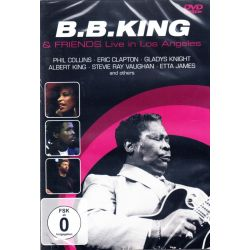 KING, B.B. & FRIENDS - LIVE IN LOS ANGELES (1 DVD)
