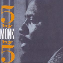 MONK, THELONIOUS - 5 BY MONK BY 5 (1 LP)