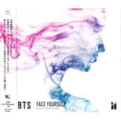 BTS - FACE YOURSELF (1 CD) - WYDANIE JAPOŃSKIE