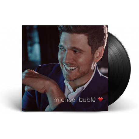 BUBLE, MICHAEL - LOVE (1 LP)