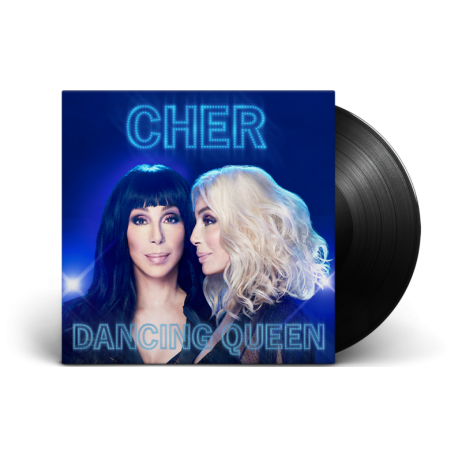 CHER - DANCING QUEEN (1 LP)