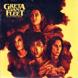 GRETA VAN FLEET - BLACK SMOKE RISING (1 LP) - WYDANIE AMERYKAŃSKIE