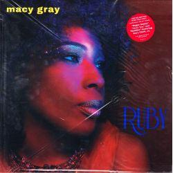 GRAY, MACY - RUBY (1 LP) - LIMITED RUBY RED VINYL PRESSING - WYDANIE AMERYKAŃSKIE